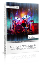 Action Drums & Trailer Sound Design Vol.1