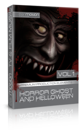 Horror Ghost And Halloween Vol.1