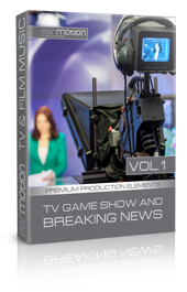 Tv Game Show And Breaking News Vol.1