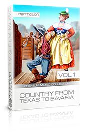 Country From Texas To Bavaria Vol.1
