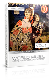 World Music Latin America And Spain Vol.1